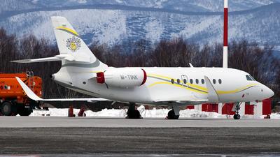 M-TINK - Dassault Falcon 2000EX - Private