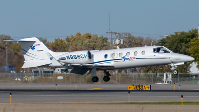 N888CP - Bombardier Learjet 31 - AeroCare Medical Transport