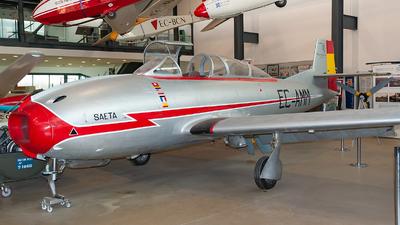 EC-AMM - Hispano HA200 Saeta - Private