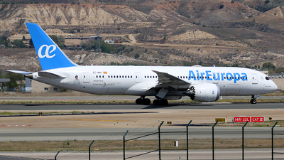 EC-MIH - Boeing 787-8 Dreamliner - Air Europa