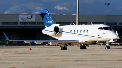 D-BURO - Bombardier BD-100-1A10 Challenger 300 - Private