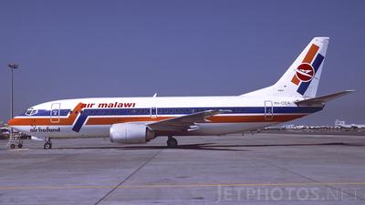 PH-OZA - Boeing 737-3L9 - Air Malawi