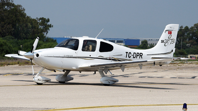 TC-DPR - Cirrus SR22-GTS - Private