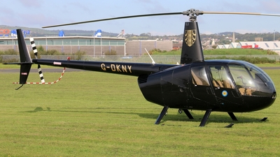 A picture of GDKNY - Robinson R44 Raven II - [11651] - © GH_BHD
