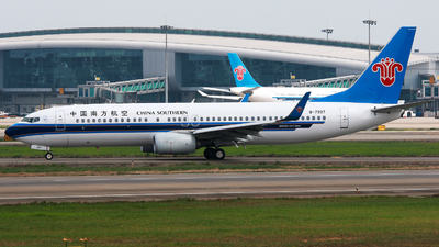B-7997 - Boeing 737-81B - China Southern Airlines