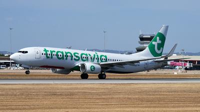F-HTVP - Boeing 737-8AL - Transavia France