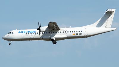 EC-MEC - ATR 72-212A(500) - Air Europa (Swiftair)