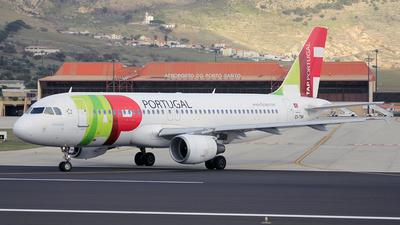 CS-TNK - Airbus A320-214 - TAP Portugal