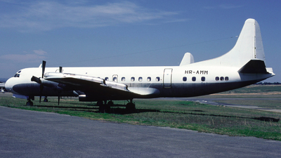 HR-AMM - Lockheed L-188A Electra - Untitled
