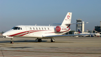 EC-KKC - Cessna 680 Citation Sovereign - Soko Aviation