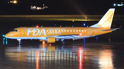 JA05FJ - Embraer 170-200STD - Fuji Dream Airlines