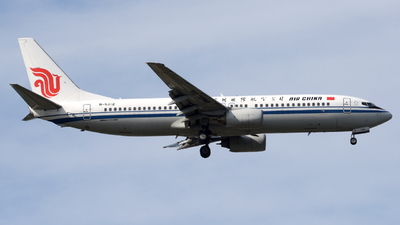 B-5312 - Boeing 737-8Q8 - Air China