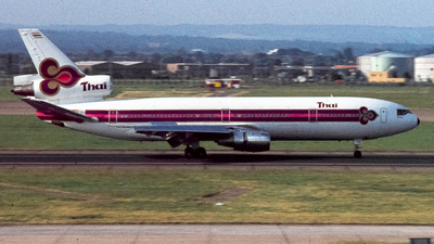 HS-TGE - McDonnell Douglas DC-10-30 - Thai Airways International