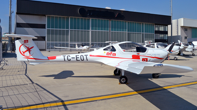 TC-EOT - Diamond DA-20-C1 Eclipse - Atlantic Flight Academy
