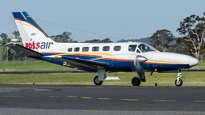 A picture of VHXMD - Cessna 441 - [4410025] - © Jayden Laing