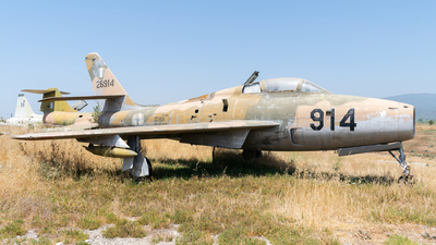 26914 - Republic F-84F Thunderstreak - Greece - Air Force
