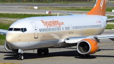 A picture of CFTLK - Boeing 7378K5 - [35143] - © Pablo Gaviria Angel