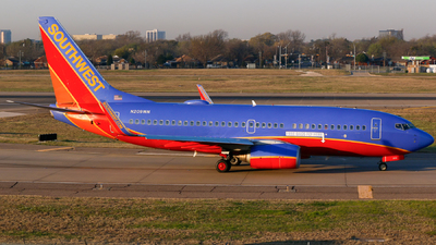 N209WN - Boeing 737-7H4 - Southwest Airlines