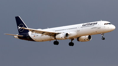 D-AIRK - Airbus A321-131 - Lufthansa