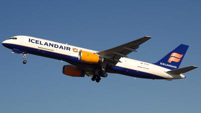 TF-FIE - Boeing 757-23A(SF) - Icelandair Cargo