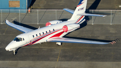 N719MC - Cessna 680 Citation Sovereign Plus - Private