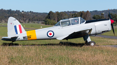 VH-RSP - De Havilland Canada DHC-1 Chipmunk - Private