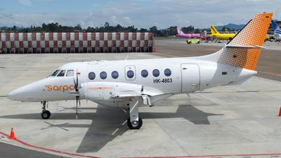 HK-4803 - British Aerospace Jetstream 32 - SARPA - Servicios Aereos Panamericanos