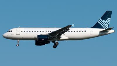 F-HBAO - Airbus A320-214 - Aigle Azur