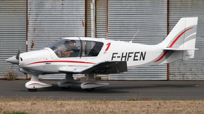 F-HFEN - Robin DR400/120 - Aéro Club - Touraine