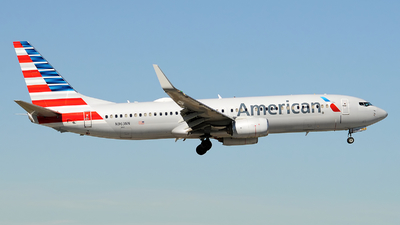 A picture of N963NN - Boeing 737823 - American Airlines - © Alexander Portas