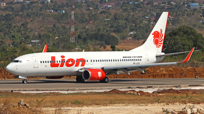 PK-LQV - Boeing 737-8GP - Lion Air