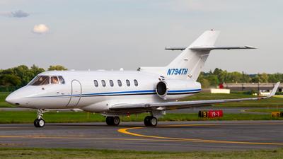 N794TH - Hawker Beechcraft 850XP - Private