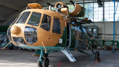 703 - Mil Mi-17 Hip - Hungary - Air Force