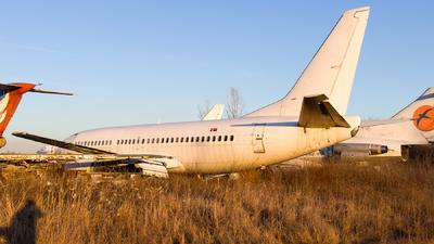YU-ANV - Boeing 737-3H9 - Untitled