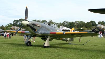 G-BKTH - Hawker Sea Hurricane Mk.IB - Private