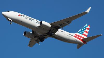 A picture of N306PB - Boeing 737823 - American Airlines - © ajwebb