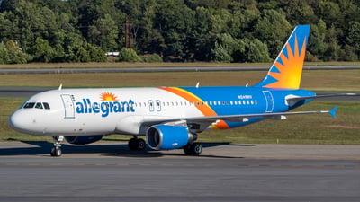 N245NV - Airbus A320-214 - Allegiant Air