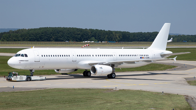 G-OZBN - Airbus A321-231 - Untitled