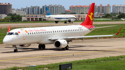 B-3243 - Embraer 190-200LR - Tianjin Airlines