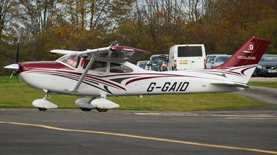 G-GAID - Cessna 182T Skylane - Private