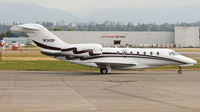 N749P - Cessna 750 Citation X - Private