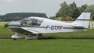 F-GTPF - Robin DR400/120 Dauphin 2+2 - Private