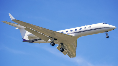 N1LA - Gulfstream G550 - Private