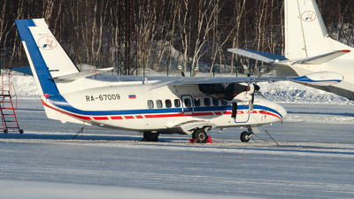 RA-67009 - Let L-410UVP-E20 Turbolet - Petropavlovsk-Kamchatskoe Aviation Enterprise