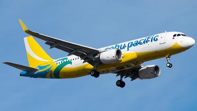 RP-C4104 - Airbus A320-214 - Cebu Pacific Air
