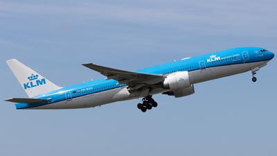 A picture of PHBQG - Boeing 777206(ER) - KLM - © Alexander Jeglitsch