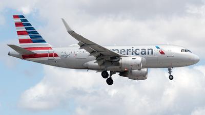 N9026C - Airbus A319-115 - American Airlines
