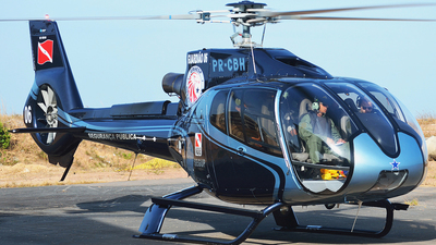 PR-CBH - Eurocopter EC 130B4 - Brazil - Government of Para State