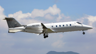 N811GR - Bombardier Learjet 60 - Private