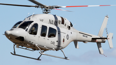 N49-048 - Bell 429 Global Ranger - Australia - Royal Australian Navy (RAN)